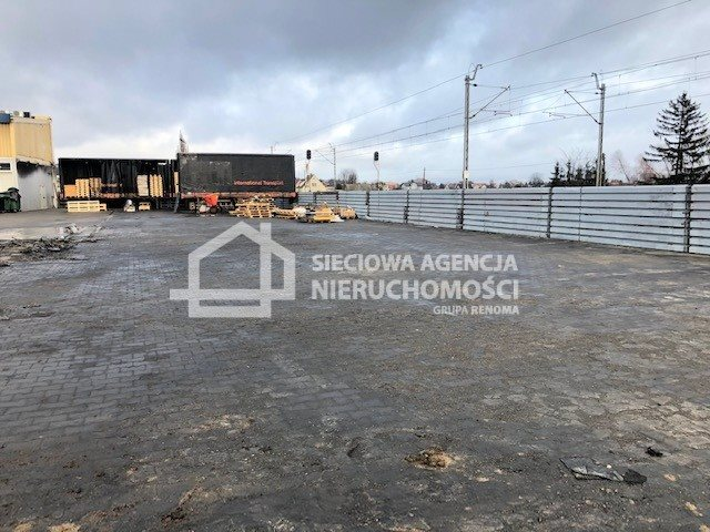 Działka przemysłowo-handlowa pod dzierżawę Gdańsk, Orunia  2000m2 Foto 1
