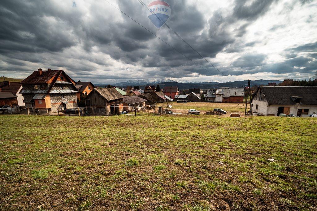 Działka budowlana na sprzedaż Kluszkowce  869m2 Foto 4