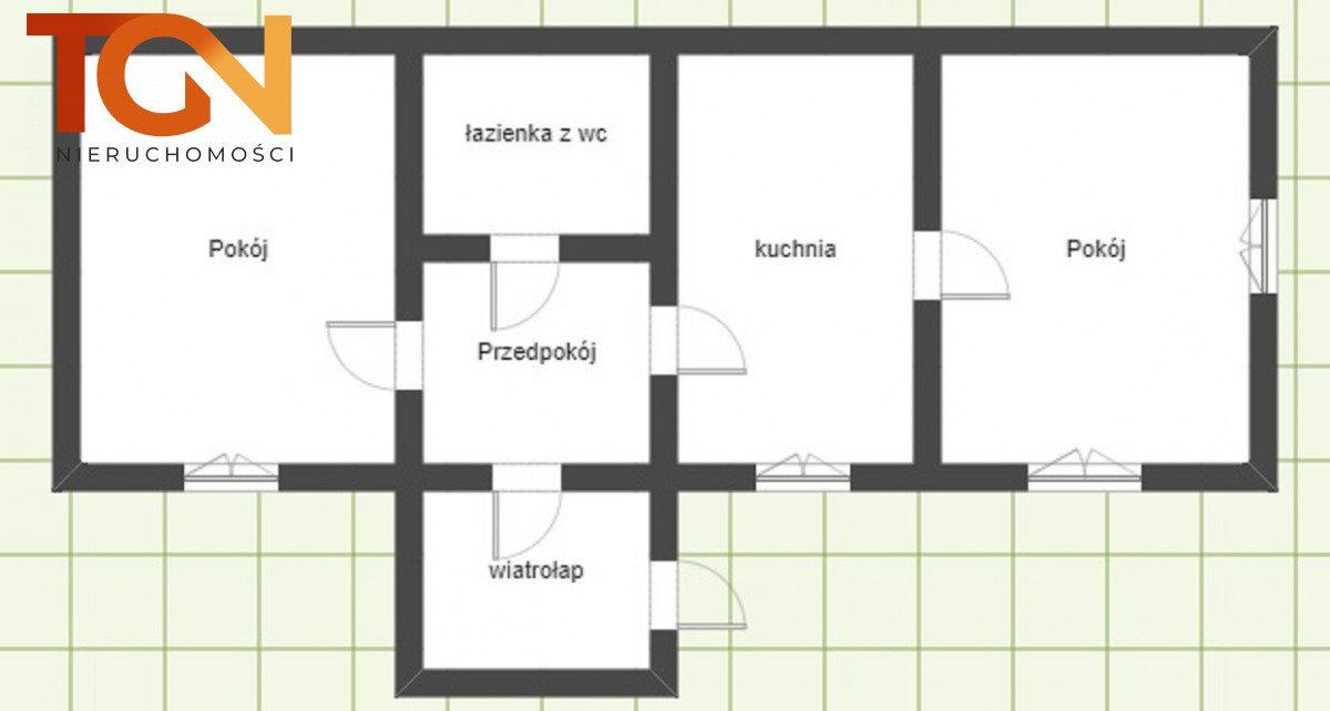 Dom na sprzedaż Łódź, Marysin  69m2 Foto 6