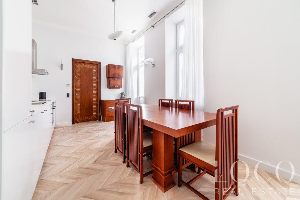 Mieszkanie trzypokojowe na wynajem Warszawa, Śródmieście, Mokotowska  94m2 Foto 8