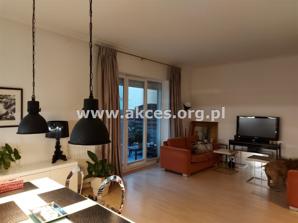 Mieszkanie trzypokojowe na sprzedaż Warszawa, Mokotów, Dolny Mokotów  78m2 Foto 5