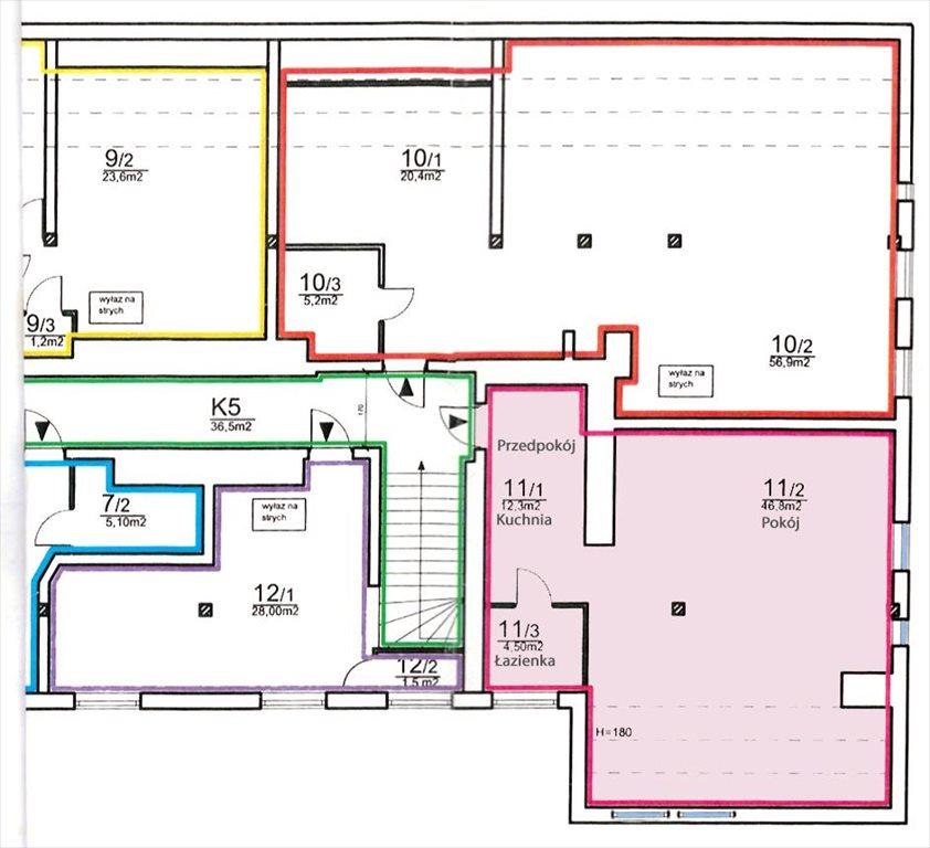 Mieszkanie dwupokojowe na sprzedaż Przemyśl, 3 Maja  90m2 Foto 13