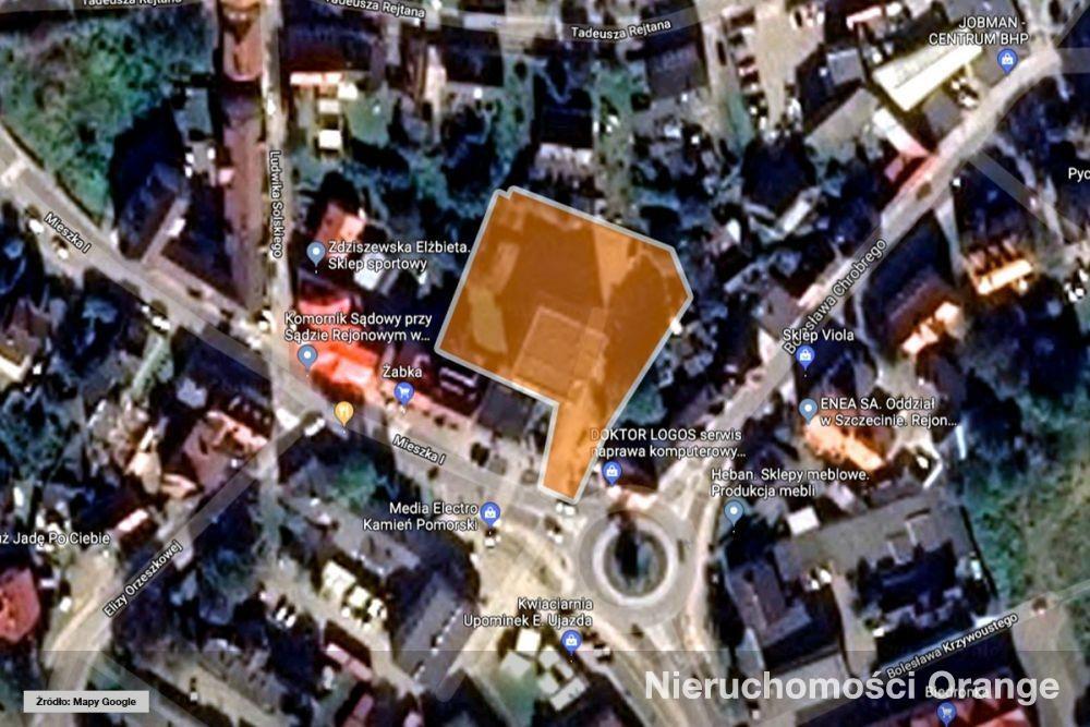 Lokal użytkowy na sprzedaż Kamień Pomorski  1169m2 Foto 2