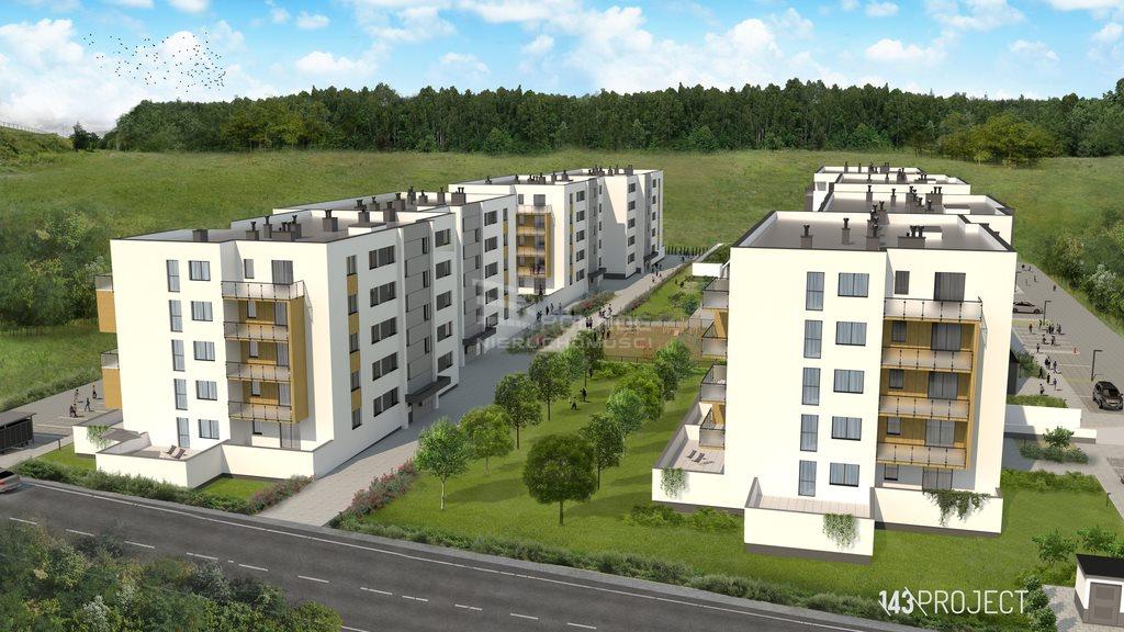 Mieszkanie czteropokojowe  na sprzedaż Bolesławiec, Staroszkolna  78m2 Foto 2