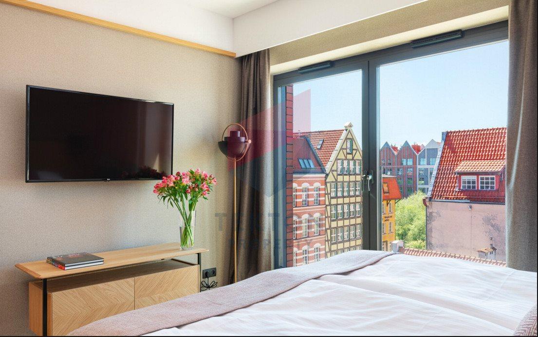 Mieszkanie dwupokojowe na wynajem Gdańsk, Śródmieście, Chmielna  60m2 Foto 3