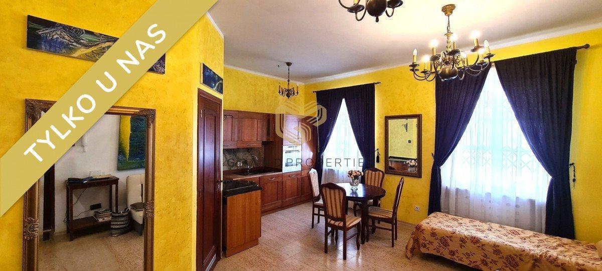 Mieszkanie trzypokojowe na sprzedaż Warszawa, Stare Miasto, Mostowa  55m2 Foto 1