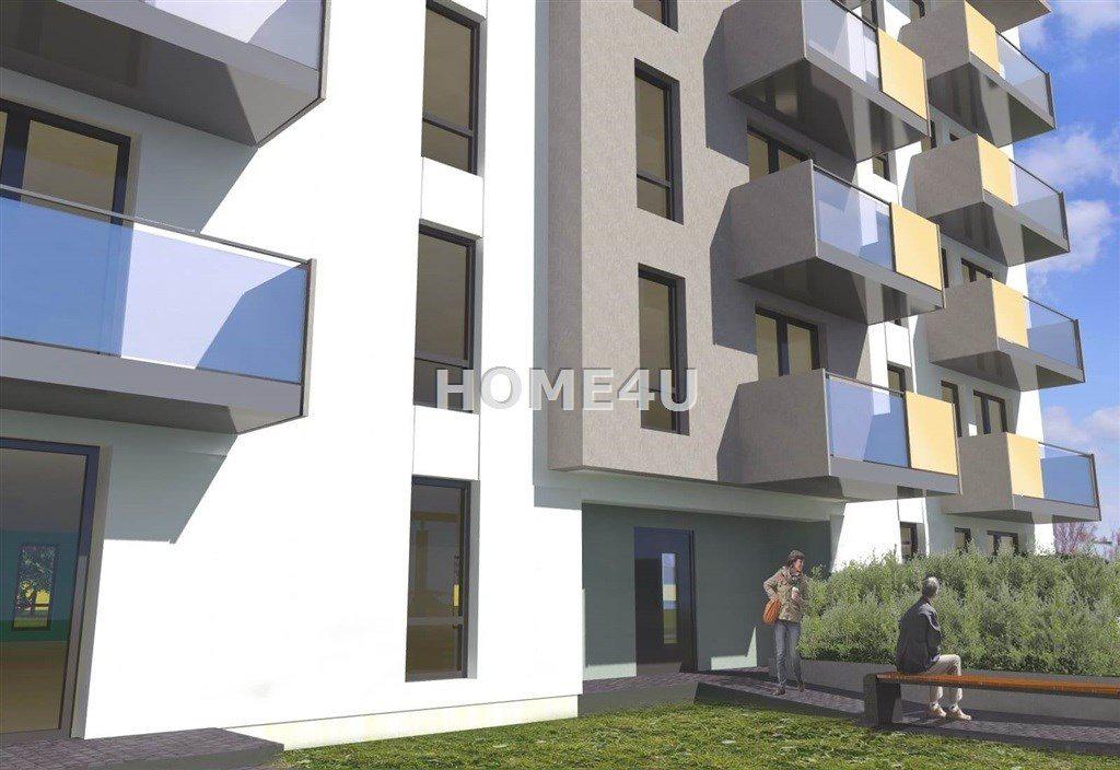 Mieszkanie trzypokojowe na sprzedaż Bielsko-Biała  59m2 Foto 2