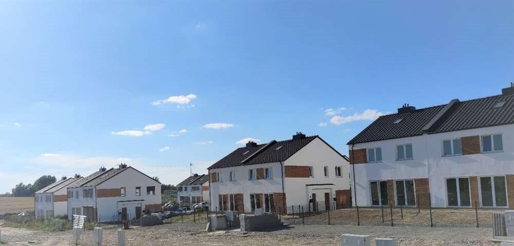 Dom na sprzedaż Pobiedziska, Miasto, Fuksjowa 32  85m2 Foto 1