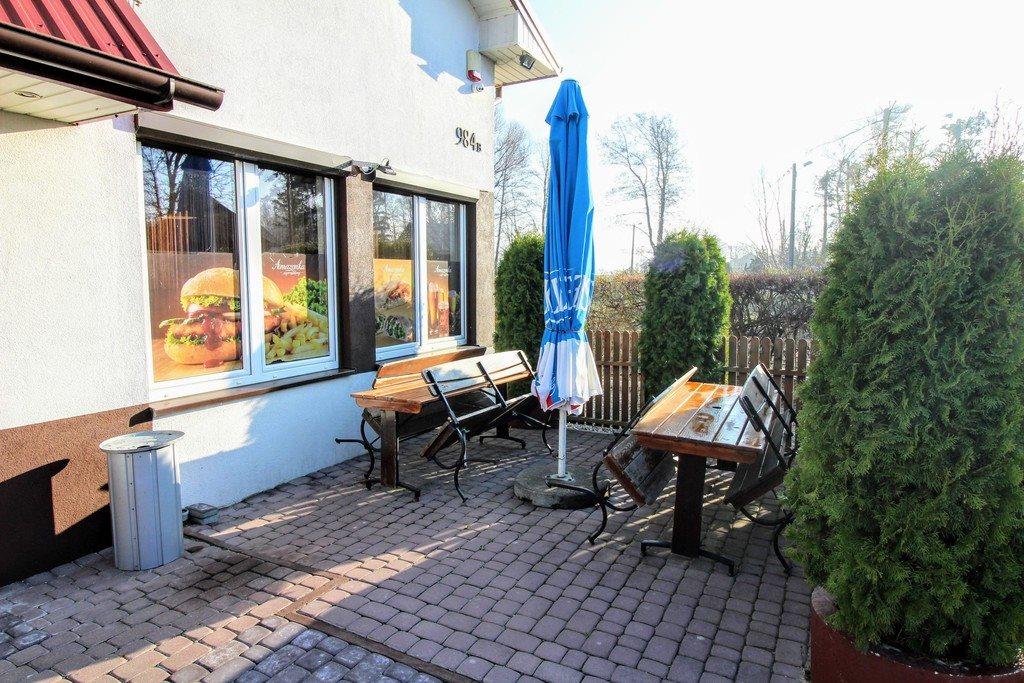 Lokal użytkowy na wynajem Niechobrz  120m2 Foto 11