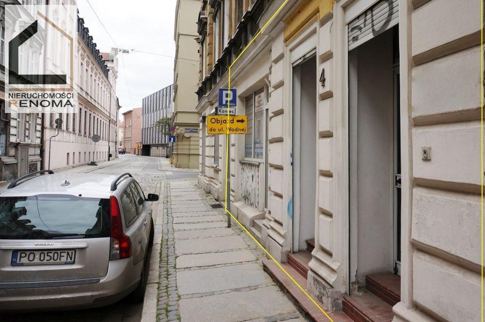 Lokal użytkowy na wynajem Poznań, Stare Miasto, Stare Miasto, Centrum  80m2 Foto 2