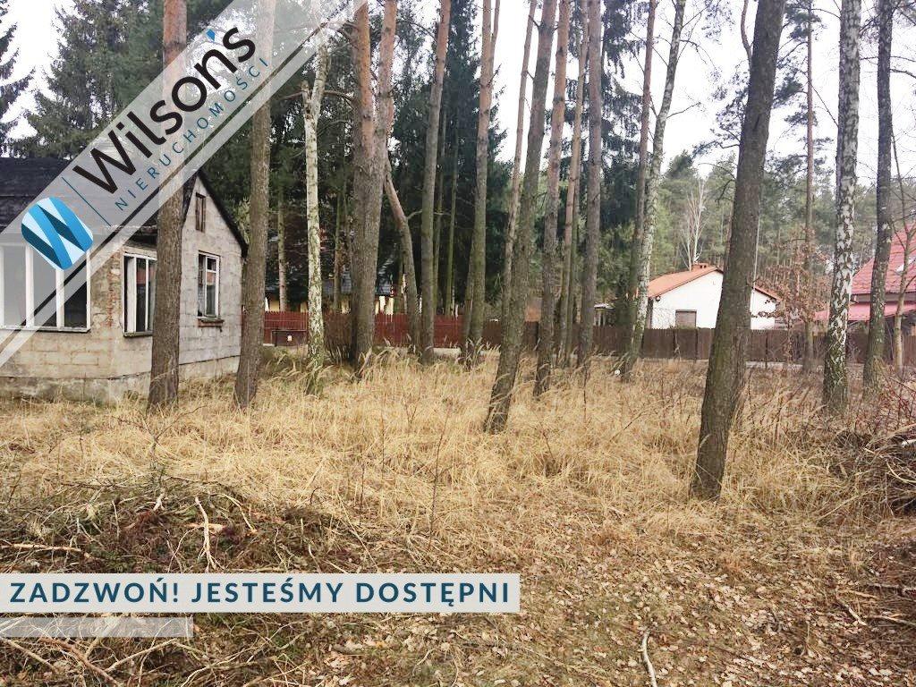 Działka budowlana na sprzedaż Groszowice, Wrzosów, Chopina  1271m2 Foto 1