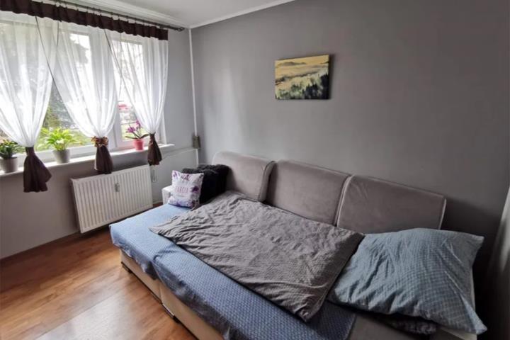 Mieszkanie dwupokojowe na sprzedaż Mysłowice, Centrum, Nowowiejskiego  48m2 Foto 1