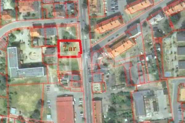 Działka budowlana na sprzedaż Międzyrzecz, Międzyrzecz  702m2 Foto 1