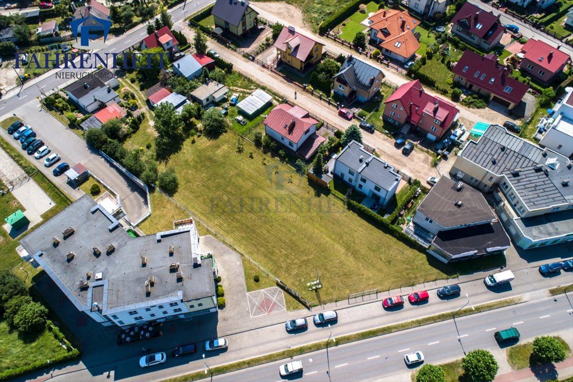 Działka przemysłowo-handlowa pod dzierżawę Rumia, Ceynowy  1700m2 Foto 1