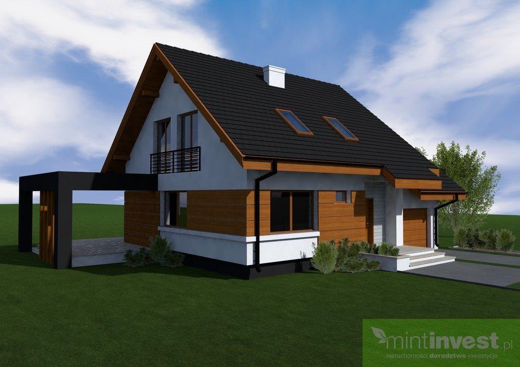 Dom na sprzedaż Białuń, Morelowa  147m2 Foto 1
