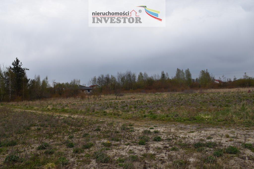 Działka rolna na sprzedaż Ostrowiec Świętokrzyski  1181m2 Foto 2