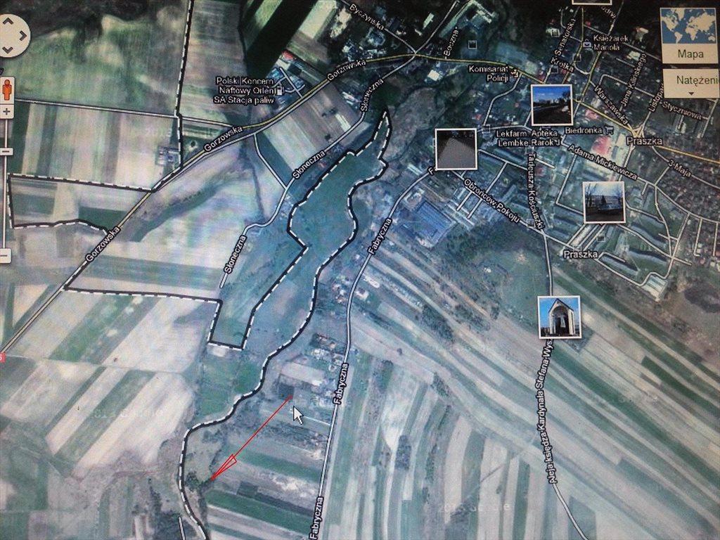 Działka inwestycyjna na sprzedaż Praszka, Fabryczna  12860m2 Foto 5