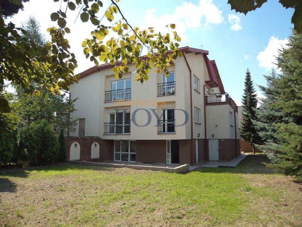 Dom na wynajem Warszawa, Wilanów, Husarii  411m2 Foto 2