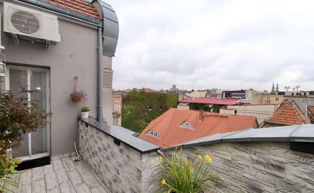Mieszkanie trzypokojowe na sprzedaż Poznań, Stare Miasto, woźna  68m2 Foto 3