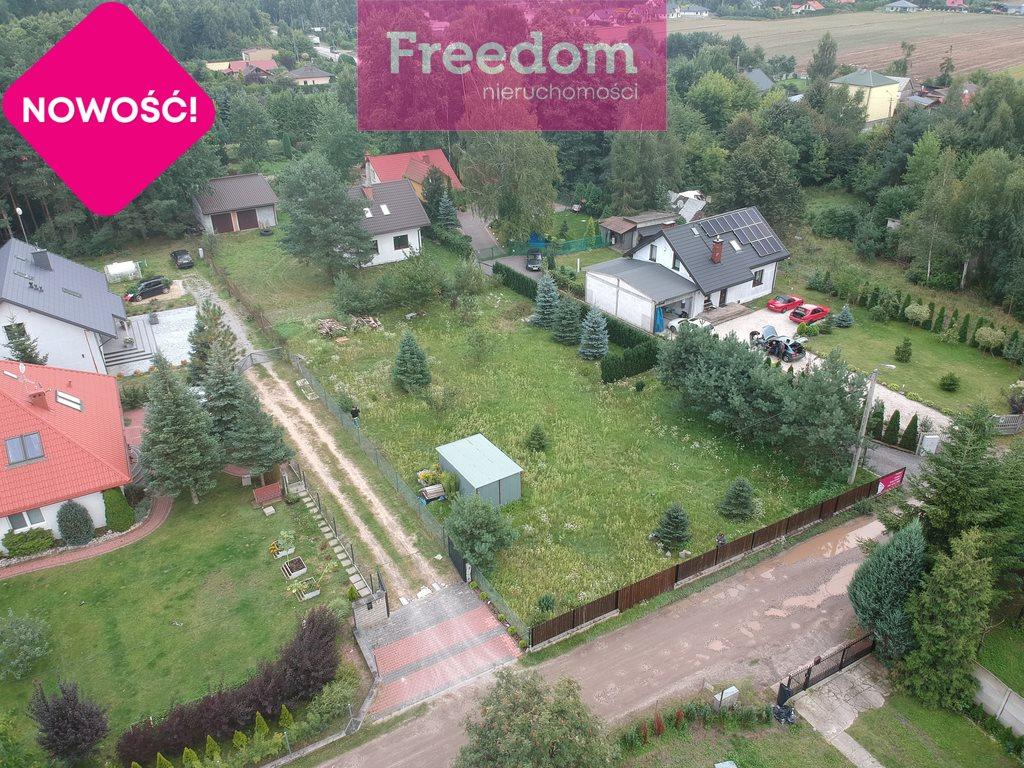 Działka budowlana na sprzedaż Mleczków  1042m2 Foto 3
