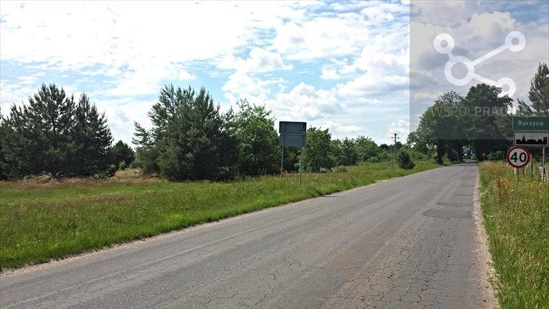 Działka budowlana na sprzedaż Rurzyca  1014m2 Foto 8