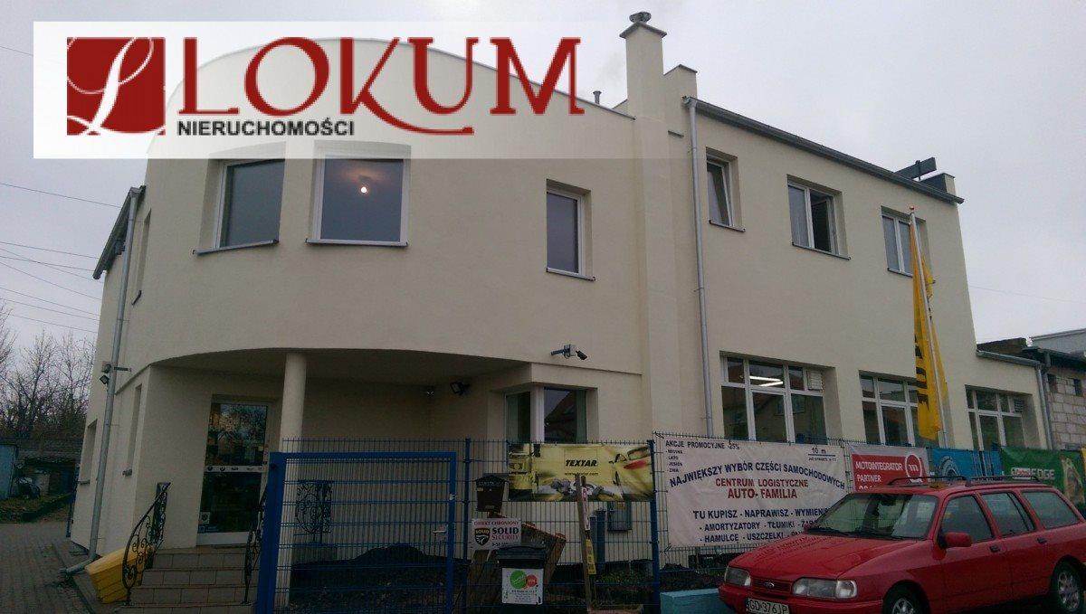 Lokal użytkowy na sprzedaż Gdańsk, Chełm, Cienista  344m2 Foto 2