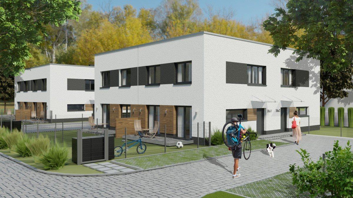 Dom na sprzedaż Gliwice, Łabędzka  91m2 Foto 1