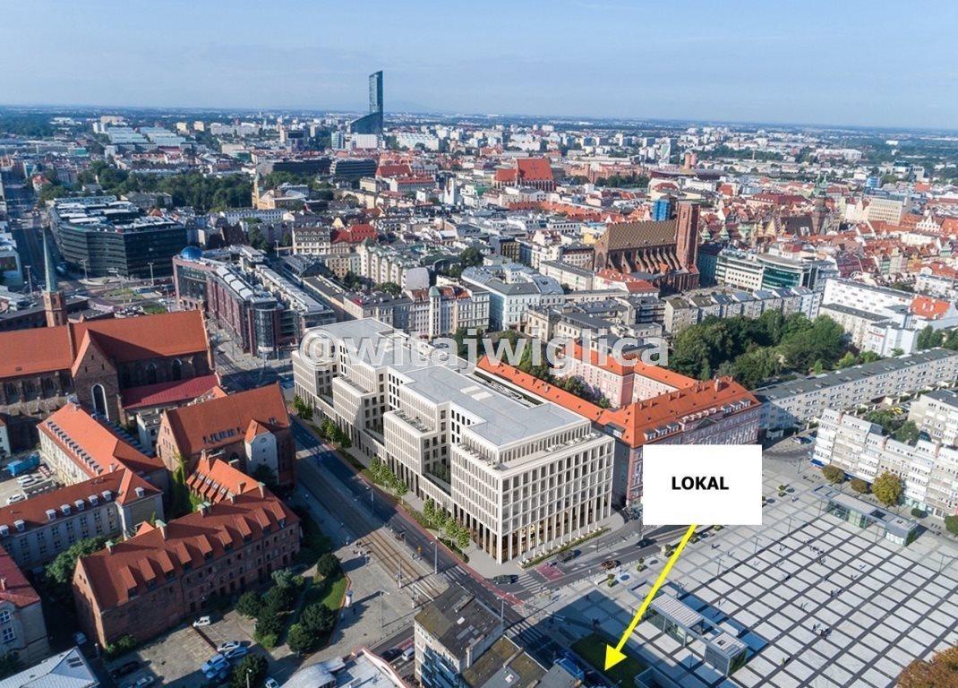 Lokal użytkowy na wynajem Wrocław, Stare Miasto, Piaskowa  60m2 Foto 5