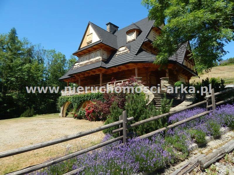 Dom na sprzedaż Mszana Dolna  439m2 Foto 1