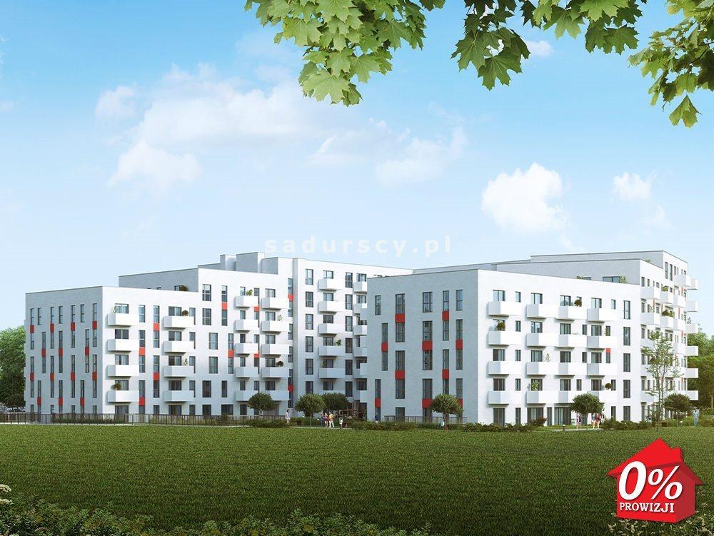 Mieszkanie dwupokojowe na sprzedaż Kraków, Prądnik Biały, Prądnik Biały, Kazimierza Wyki - okolice  42m2 Foto 1