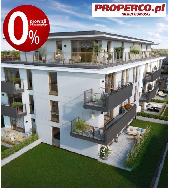 Mieszkanie trzypokojowe na sprzedaż Kielce, Baranówek  52m2 Foto 5
