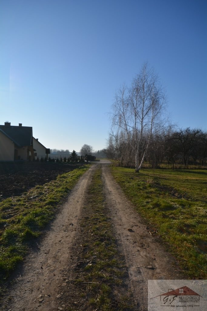 Działka budowlana na sprzedaż Drohojów  1796m2 Foto 7