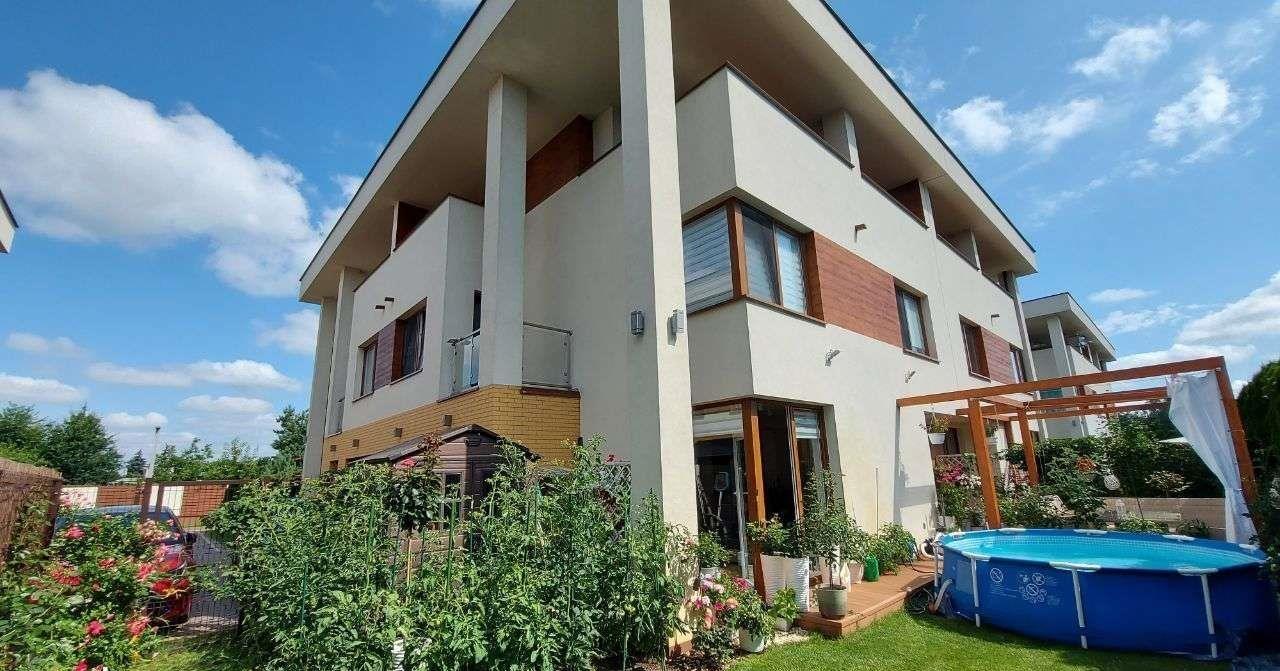 Dom na sprzedaż Warszawa, Wawer, Wał Miedzeszyński  194m2 Foto 1