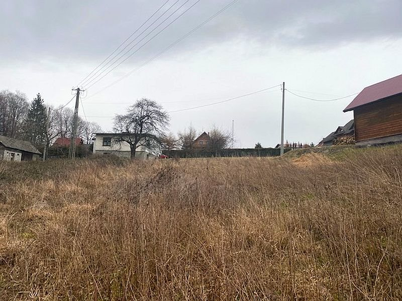 Działka budowlana na sprzedaż Górki Wielkie, Na Wzgórzu  1207m2 Foto 1