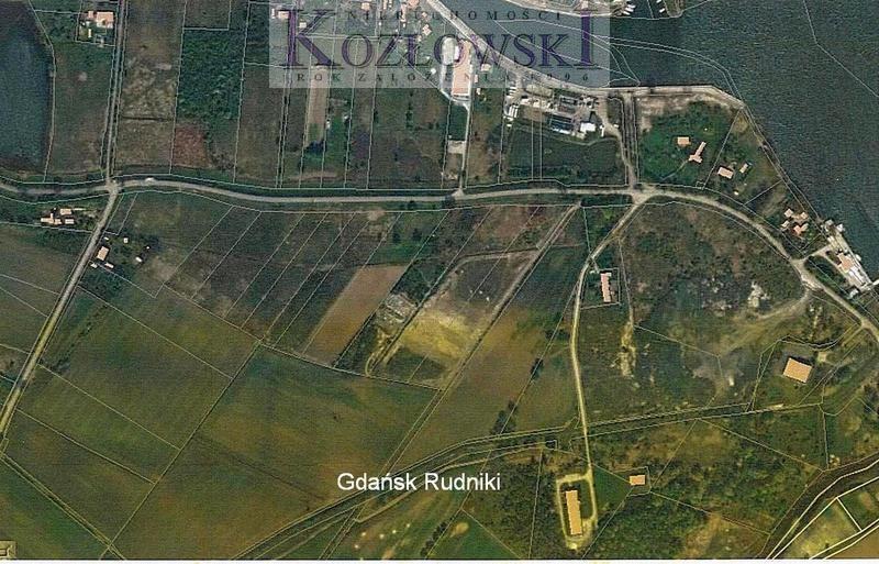 Działka przemysłowo-handlowa na sprzedaż Gdańsk, Rudniki, Płońska  60110m2 Foto 3