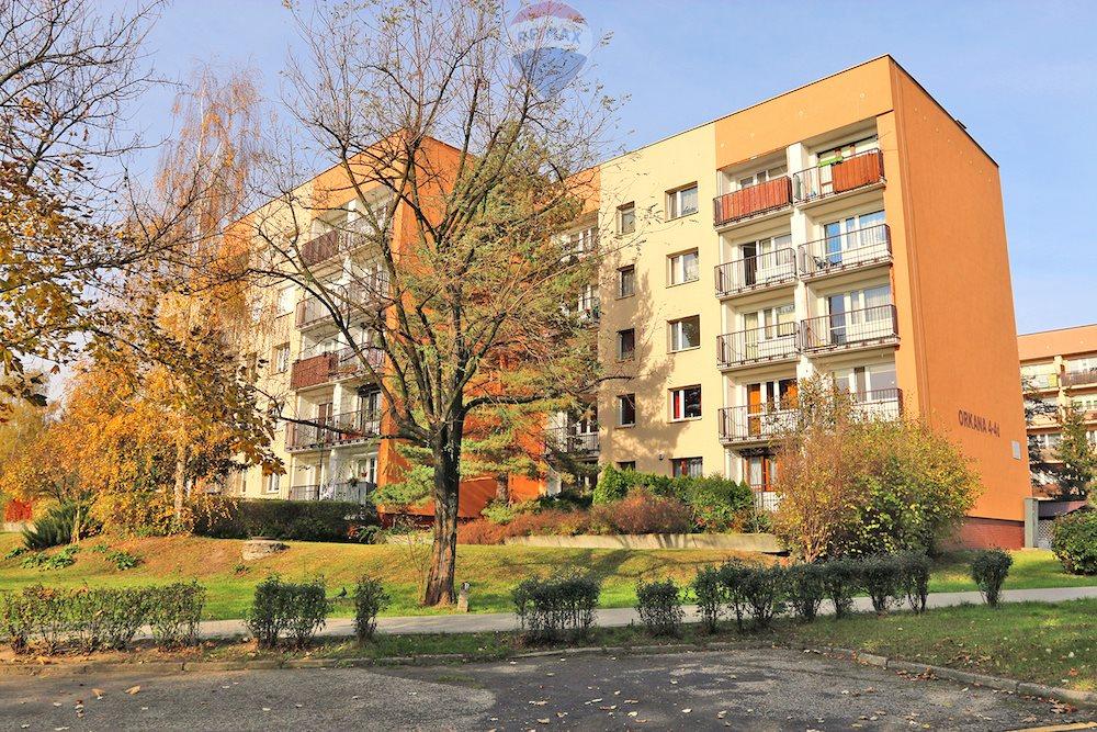 Mieszkanie dwupokojowe na sprzedaż Katowice, Brynów, Władysława Orkana  47m2 Foto 1