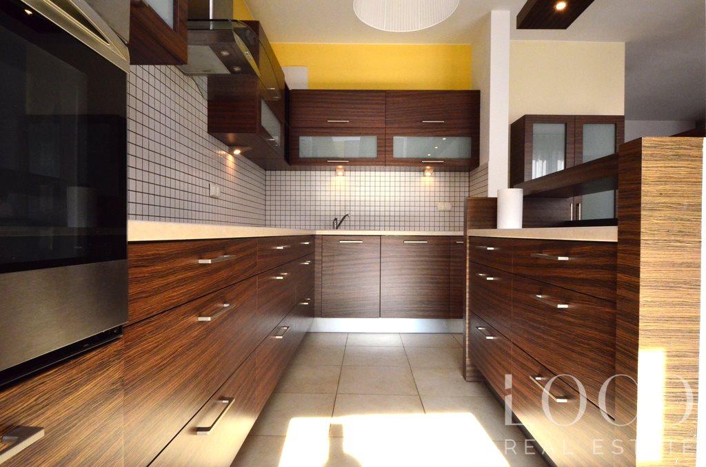 Mieszkanie na wynajem Warszawa, Wilanów, Sarmacka  146m2 Foto 4