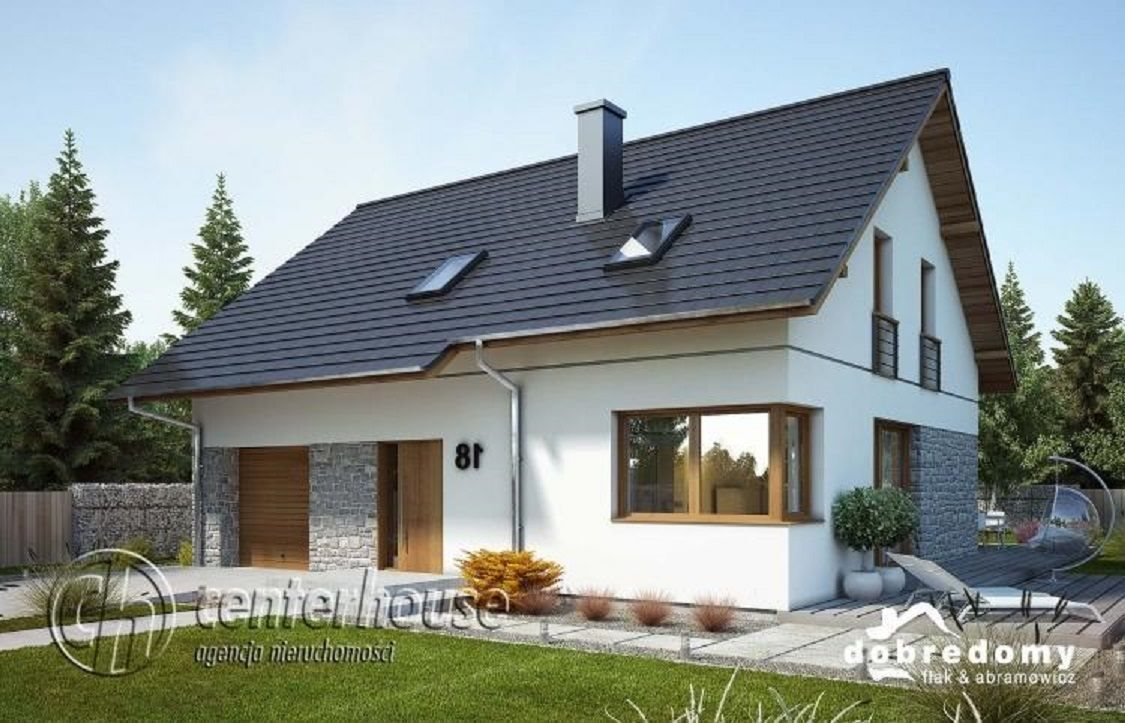 Dom na sprzedaż Kielnarowa  128m2 Foto 1