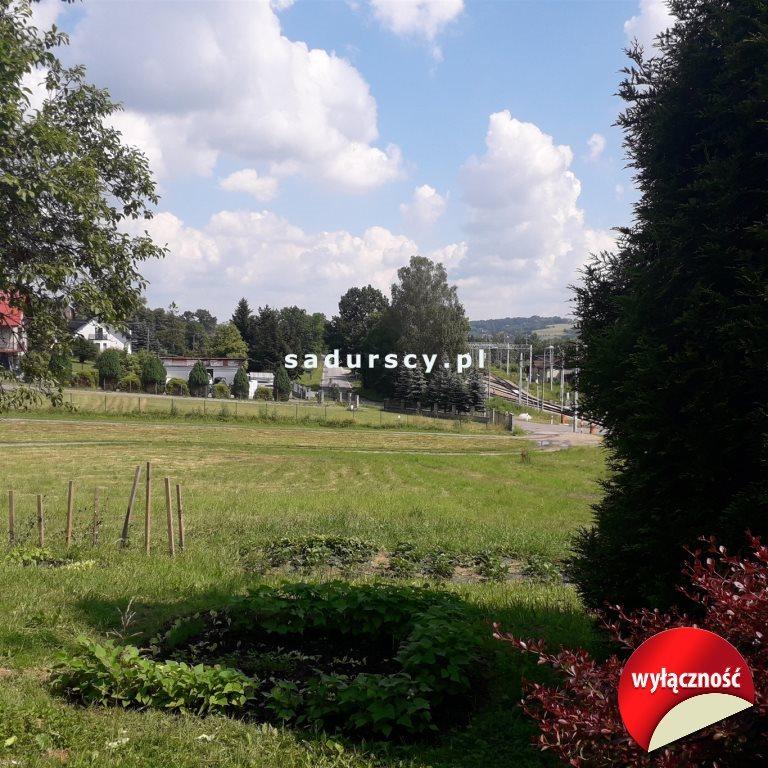 Działka inna na sprzedaż Wola Radziszowska  6110m2 Foto 3