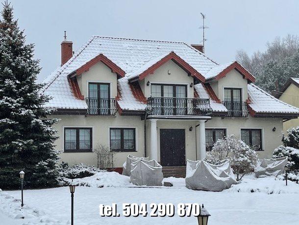 Dom na sprzedaż Otwock, 05-340 Gadka, ul. Spokojna 5  280m2 Foto 1