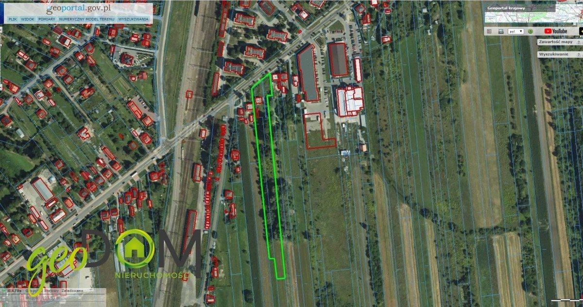 Działka przemysłowo-handlowa na sprzedaż Terespol, Wojska Polskiego  8000m2 Foto 1