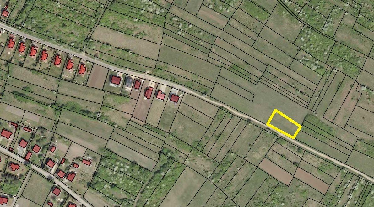 Działka rolna na sprzedaż Jaworzno, Wyzwolenia  1260m2 Foto 1