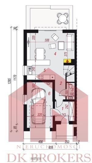 Dom na sprzedaż Rzeszów, Budziwój, Aroniowa  117m2 Foto 2