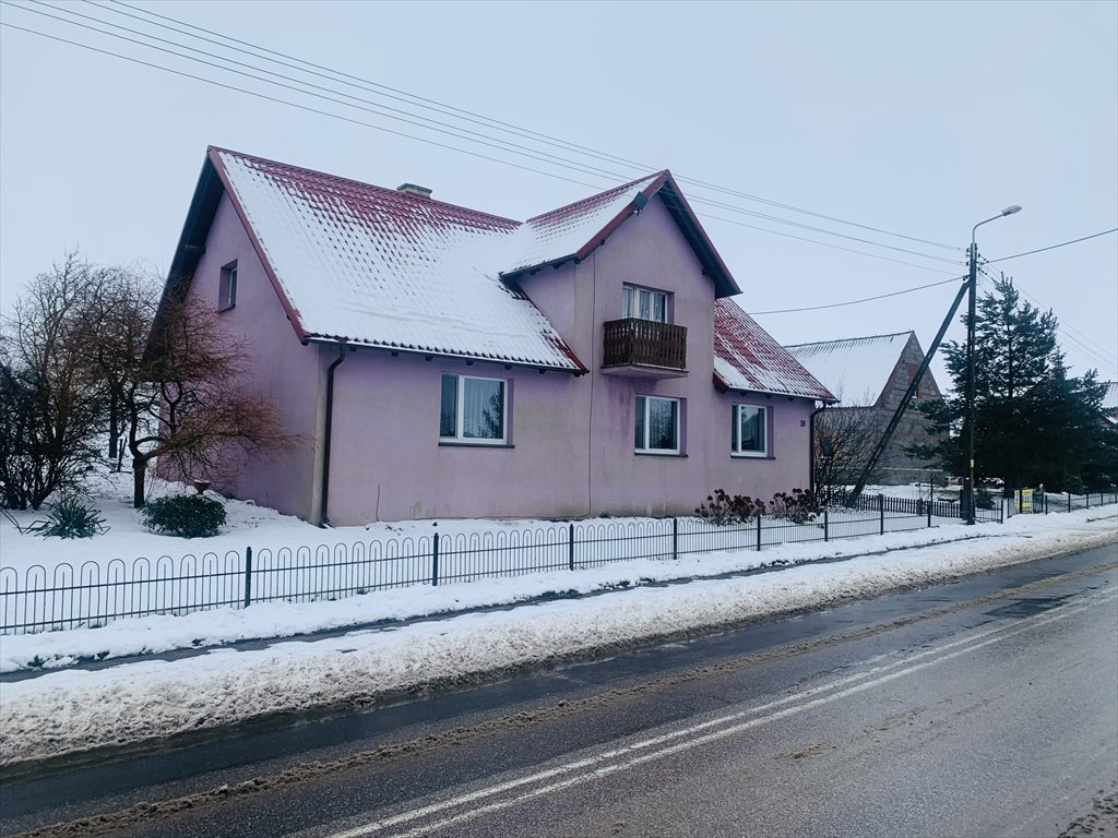 Dom na sprzedaż Sławęcin, Chojnicka  140m2 Foto 1
