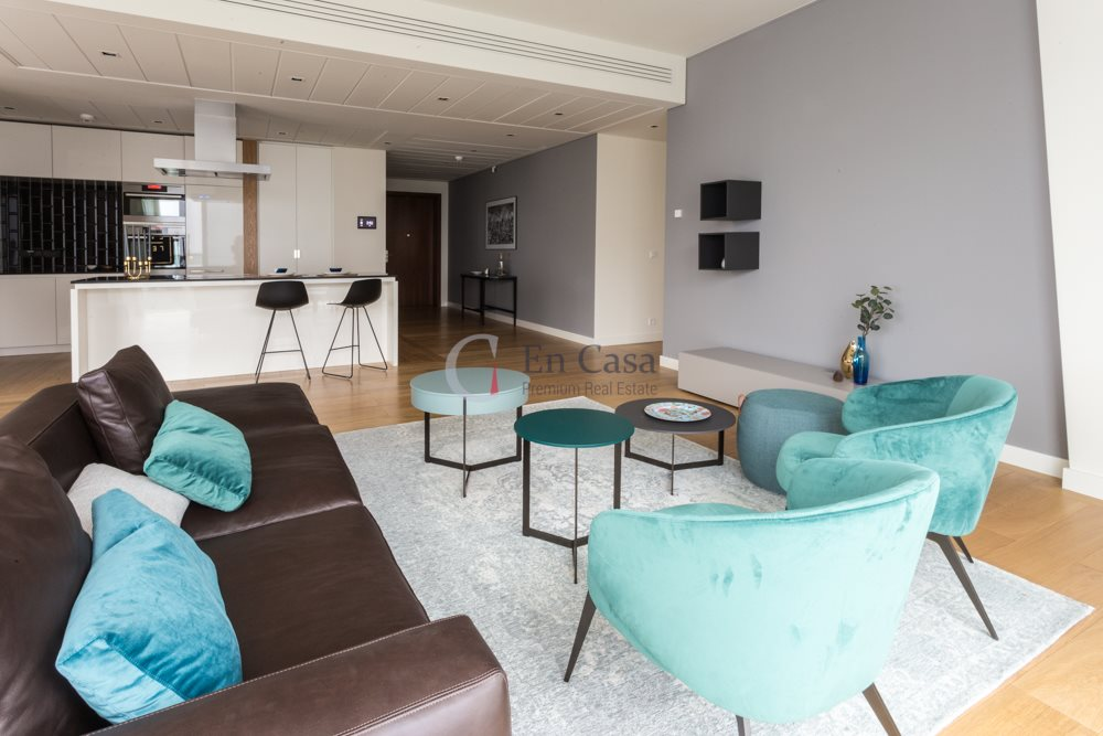 Mieszkanie trzypokojowe na wynajem Warszawa, Śródmieście, Złota  171m2 Foto 1