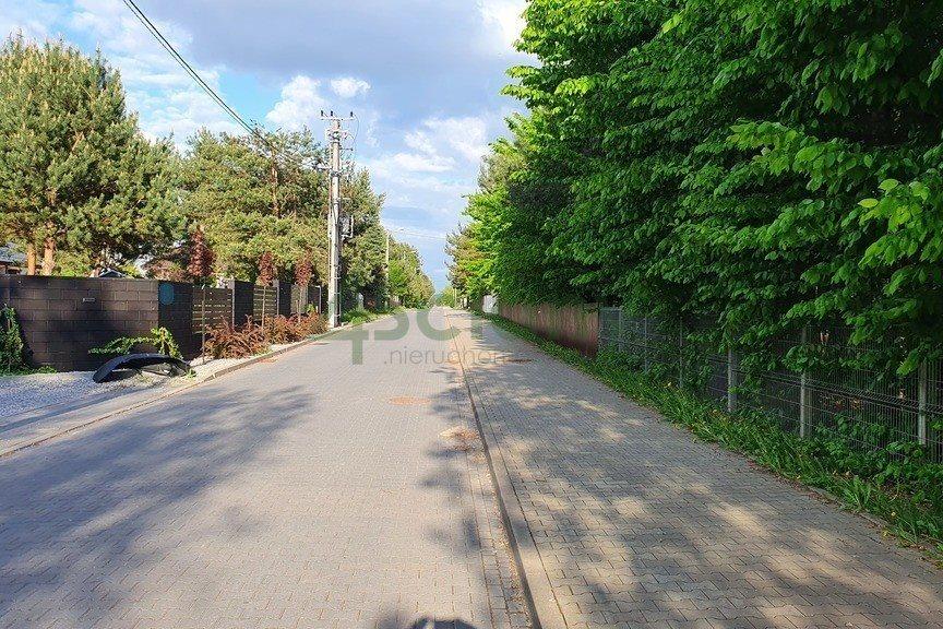 Działka budowlana na sprzedaż Wilcza Góra  1141m2 Foto 3