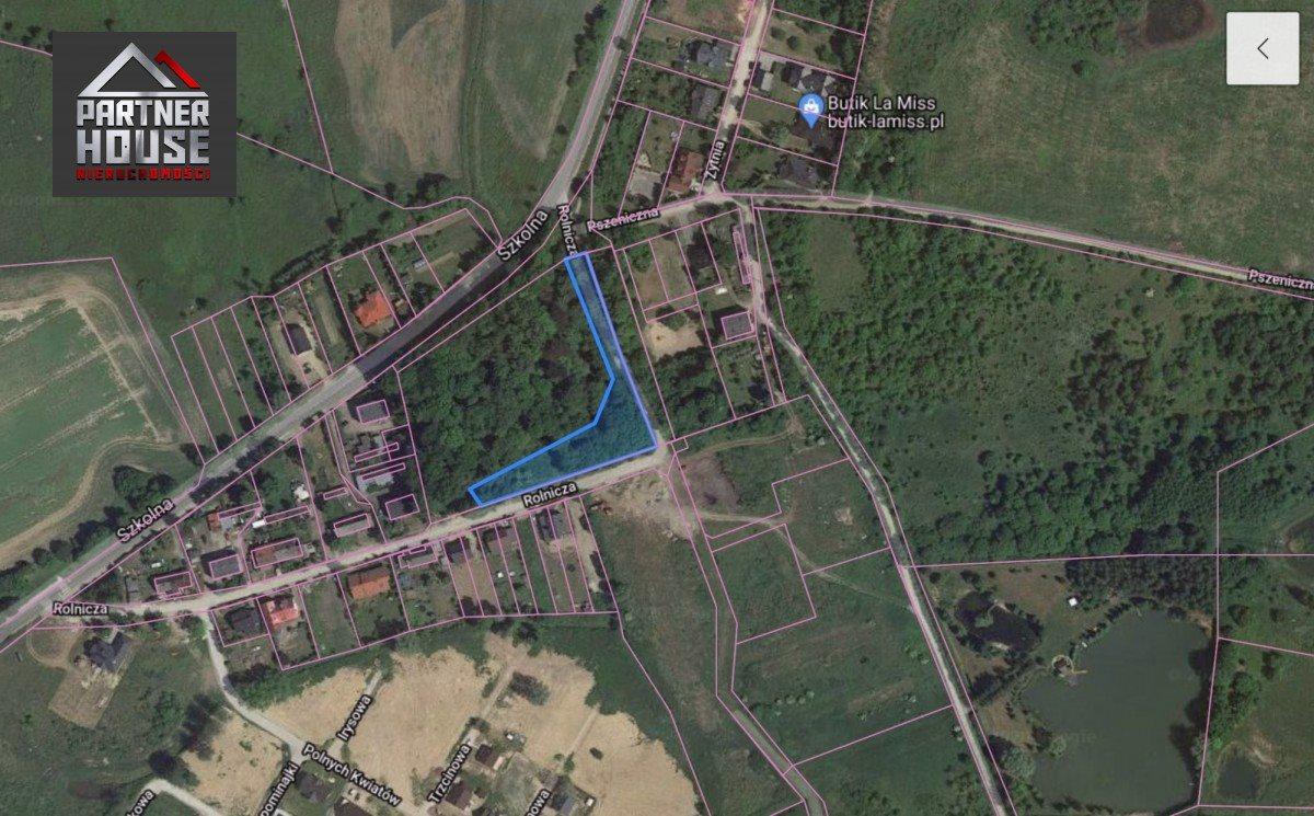 Działka inwestycyjna na sprzedaż Lublewo Gdańskie  3205m2 Foto 6
