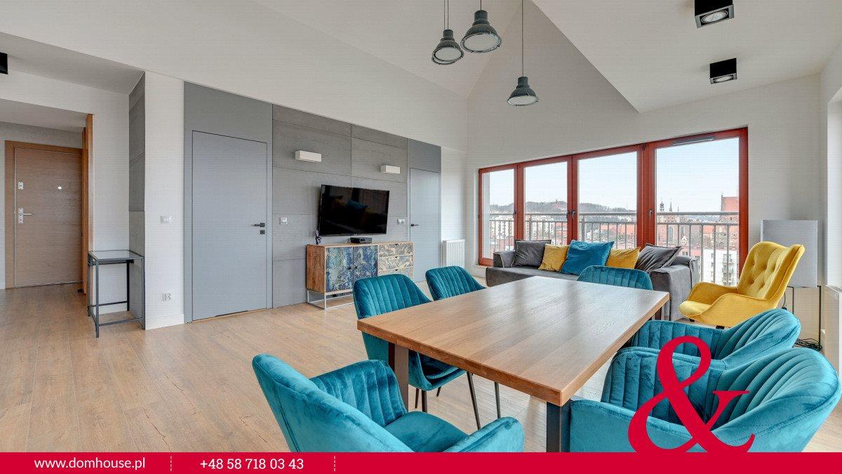 Mieszkanie trzypokojowe na wynajem Gdańsk, Śródmieście, Chmielna  87m2 Foto 3