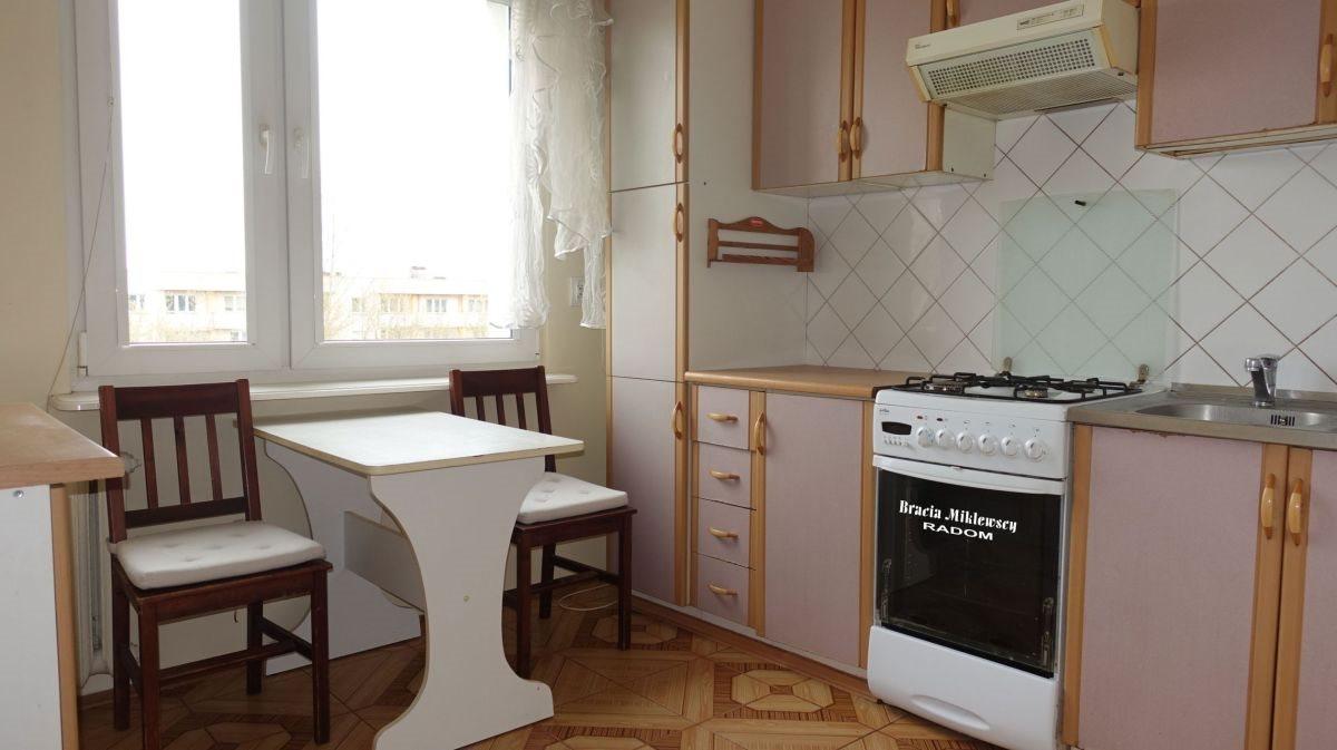 Mieszkanie trzypokojowe na wynajem Radom, Prędocinek, Ostrowiecka  60m2 Foto 4