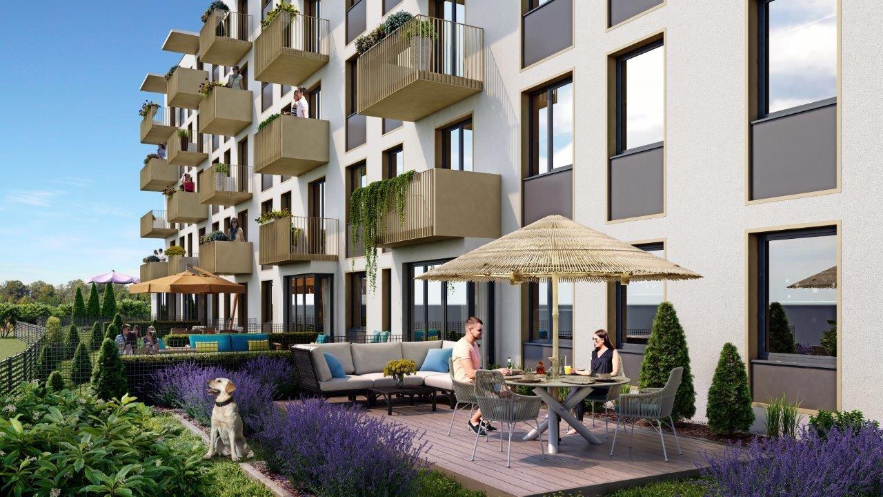 Mieszkanie trzypokojowe na sprzedaż Warszawa, Ochota, Budki Szczęśliwickie  68m2 Foto 6
